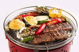 BBQ and Grilled Recipes with Air Fryer Toaster Oven Combo